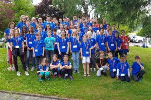 Deutsche Jugendmeisterschaft gestartet