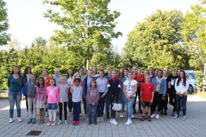 Bayerische Mädchen-Mannschaftsmeisterschaft 2019
