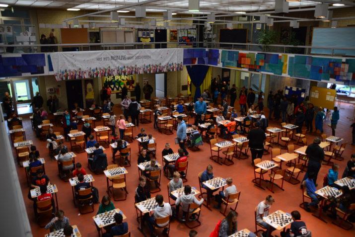 155 Spieler kämpften beim 28. Bamberger Jugend-Open