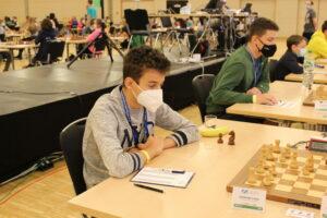 Leonardo Costa ist Deutscher Meister U14