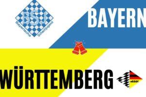 [UPDATE] Ländervergleichskampf zwischen Bayern und Württemberg (U16)