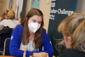 Wie man Turniere am eigenen Geburtstag gewinnt oder Die erste Schachbund Kader Challenge