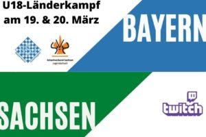 Vorbericht U18 Vergleichskampf gegen Sachsen